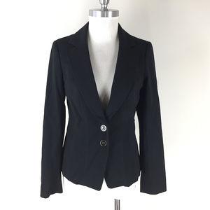 White House Black Market S 6 Blazer Suit Jacket